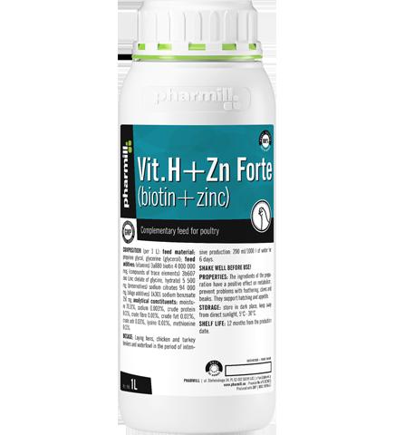 Vit. H+Zn Forte